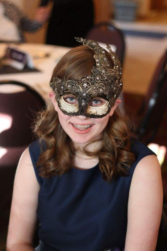 Bria masquerade