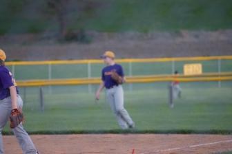 Tru in right field
