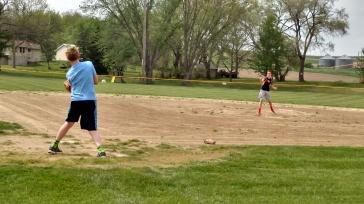 Mother's Day baseball